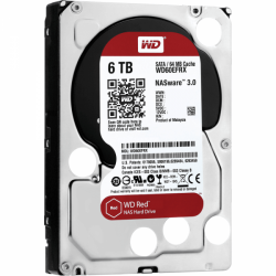 Western Digital WD Red 6 TB (WD60EFRX)
