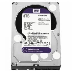 Жесткий диск SATA 3TB 6GB/S 64MB PURPLE WD30PURZ WDC