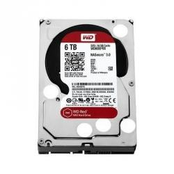Жесткий диск SATA 6TB 6GB/S 64MB RED WD60EFRX WDC