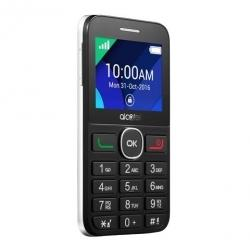 Мобильный телефон ONE TOUCH 2008G BLACK/PURE WHITE ALCATEL