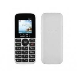 Мобильный телефон ONE TOUCH 1016D 2SIM 1016D PURE/WHITE ALCATEL