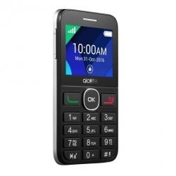 Мобильный телефон ONE TOUCH 2008G BLACK/MET SILVER ALCATEL