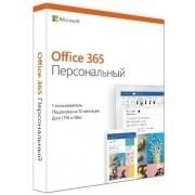 Офисное приложение Microsoft Office 365 Personal Rus Only Medialess P4 (QQ2-00733)