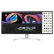 "Монитор LG 34"" 34WK95U-W белый IPS LED 5ms 21:9 HDMI M/M матовая HAS 1200:1 450cd 178гр/178гр 5120x2060 DisplayPort FHD USB 11.7кг"
