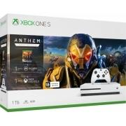 Игровая консоль Microsoft Xbox One S 1Tb + Anthem (234-00948)