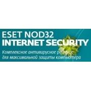 ПО Eset NOD32 Internet Security 1 год или продл 20 мес 3 devices Box (NOD32-EIS-1220(BOX)-1-3)
