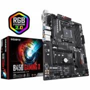 Материнская плата AMD B450 SAM4 ATX B450 GAMING X GIGABYTE