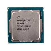CPU Intel Core i3-7100 Kaby Lake OEM {3.90Ггц, 3МБ, Socket 1151}