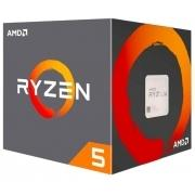 CPU AMD Ryzen 5 2600X BOX {4.25GHz, 19MB, 95W, AM4, with Wraith Stealth cooler}
