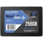 QUMO SSD 256GB QM Novation Q3DT-256GAEN {SATA3.0}