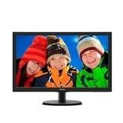 "Монитор Philips 193V5LSB2 (10/62) 18.5"", черный"