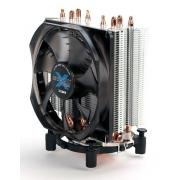 ZALMAN CNPS9X OPTIMA, 120mm LED FAN, 4 HEAT PIPES, 4-PIN PWM, 600-1500 RPM, 26DBA MAX, LONG LIFE BEARING, FULL SOCKET SUPPORT