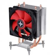 XILENCE Performance C CPU cooler, I402, PWM, 92mm fan, 2 heat pipes, Intel