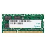 Apacer  DDR3   4GB  1600MHz SO-DIMM (PC3-12800) (Retail) (AS04GFA60CATBGC/DS.04G2K.KAM)