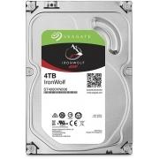 HDD SATA-III Seagate 4000Gb, ST4000VN008, IronWolf Guardian NAS, 5900 rpm, 64Mb buffer (аналог ST4000VN000)