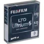 Fujifilm Ultrium LTO6 RW 6,25TB (2,5Tb native) bar code labeled Cartridge (for libraries & autoloaders) (analog C7976A + Label)