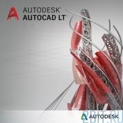 057L1-WW8695-T548 AutoCAD LT 2020 Commercial New Single-user ELD Annual Subscription Велесстрой (8 шт.)