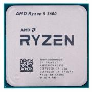 CPU AMD Ryzen 5 3600 BOX {3.6GHz up to 4.2GHz/6x512Kb+32Mb, 6C/12T, Matisse, 7nm, 65W, unlocked, AM4}