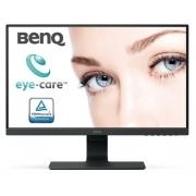 "BENQ 23,8"" GW2480E, IPS LED, 1920x1080,  250 cd/m2, 12M:1, 178/178, 5ms, D-sub, HDMI1.4, DP1.2 Speaker Black"