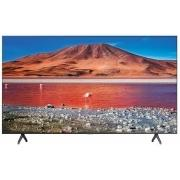 "Телевизор ЖК 43"" Samsung/ 43"", Ultra HD, Smart TV, Wi-Fi, Voice, PQI 2000, DVB-T2/C/S2, Bluetooth, CI+(1.4), 20W, 2HDMI, TITAN GRAY"