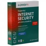 KL1939RBCFS Kaspersky Internet Security Russian Edition. 3-Device 1 year Base Box