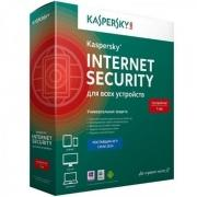 KL1939RBBFS Kaspersky Internet Security Russian Edition. 2-Device 1 year Base Box