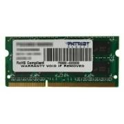 Patriot DDR3  8GB  1600MHz SO-DIMM (PC3-12800) CL11 1.35V (Retail) 512*8