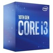 Процессор Intel CORE I3-10100F S1200 BOX 3.6G BX8070110100F S RH8U IN